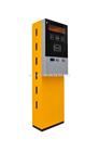 标准型停车场读写票箱(可装彩灯)-语音提示刷卡机-入口取卡收费设备