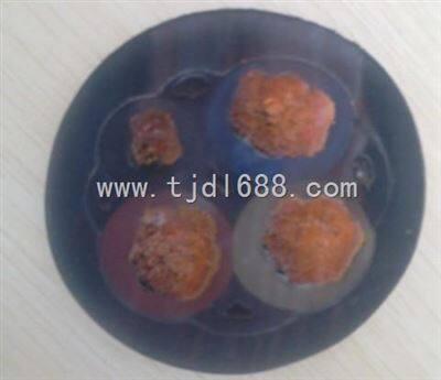 矿用电钻屏蔽橡套电缆0.3/0.5MZP电钻电缆价格