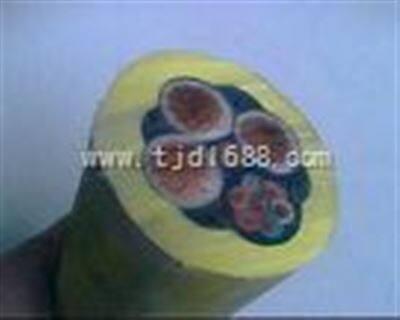 大城矿用MZP3*2.5+1*2.5电钻电缆