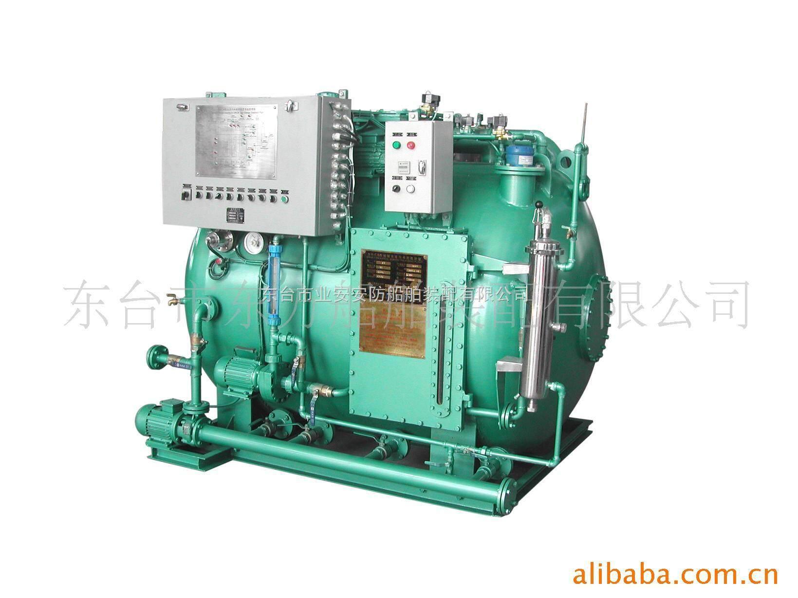 香港新型SWCM型膜法生活污水处理装置