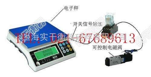 嘉定电流信息输出电子称厂,连接plc控制阀门信号输出电子秤