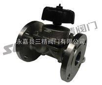隔膜阀:G41W卫生级隔膜阀
