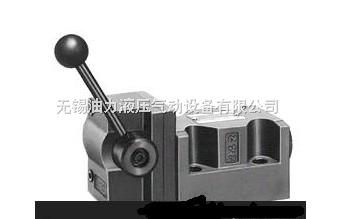 手动阀 DMG-04-3D2-21