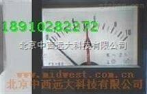 指针式电流测量仪表(20A) 型号:RB2B/FS-60库号:M392396