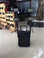 盛美特現場應急便攜式高亮度防水抗震抗沖擊移動照明燈組升降式野外箱式照明系統