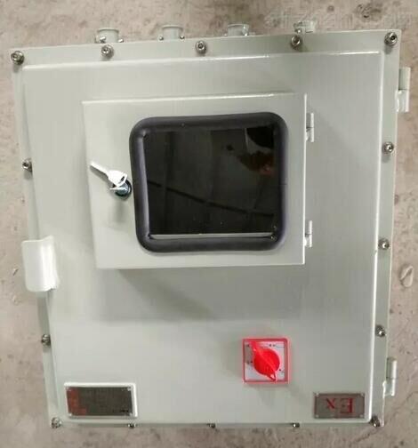 BXK触摸屏防爆仪表箱