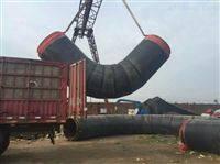 预算DN500*5高密度聚乙烯黑夹克管每米单价//近期制作成本