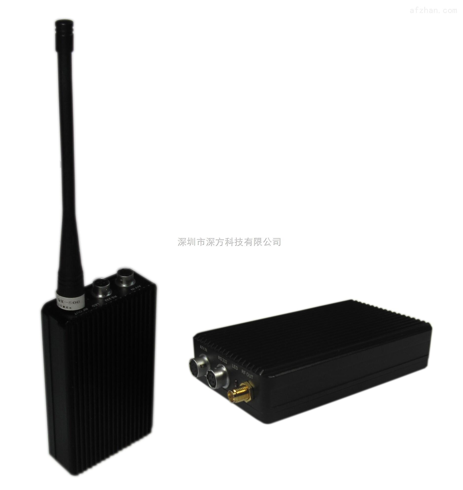 密拍型无线发射器