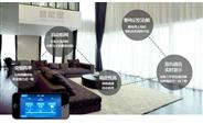 深圳智能屋zigbee智能窗簾電機(開合簾)手動電動智能遙控窗簾