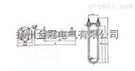 SRY6-1带护套型管状电加热元件