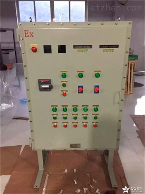 55千瓦电机防爆自耦降压启动器控制柜