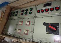 BXK58户外带防雨罩防爆控制操作箱