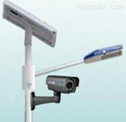 室外全无线智能高清监控系统