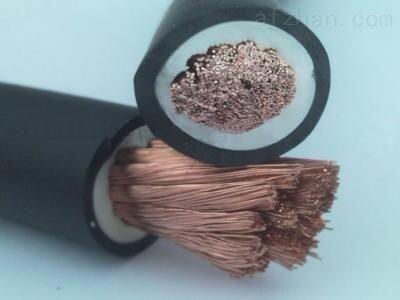 YH1*70低压焊把线YH电焊机软电缆