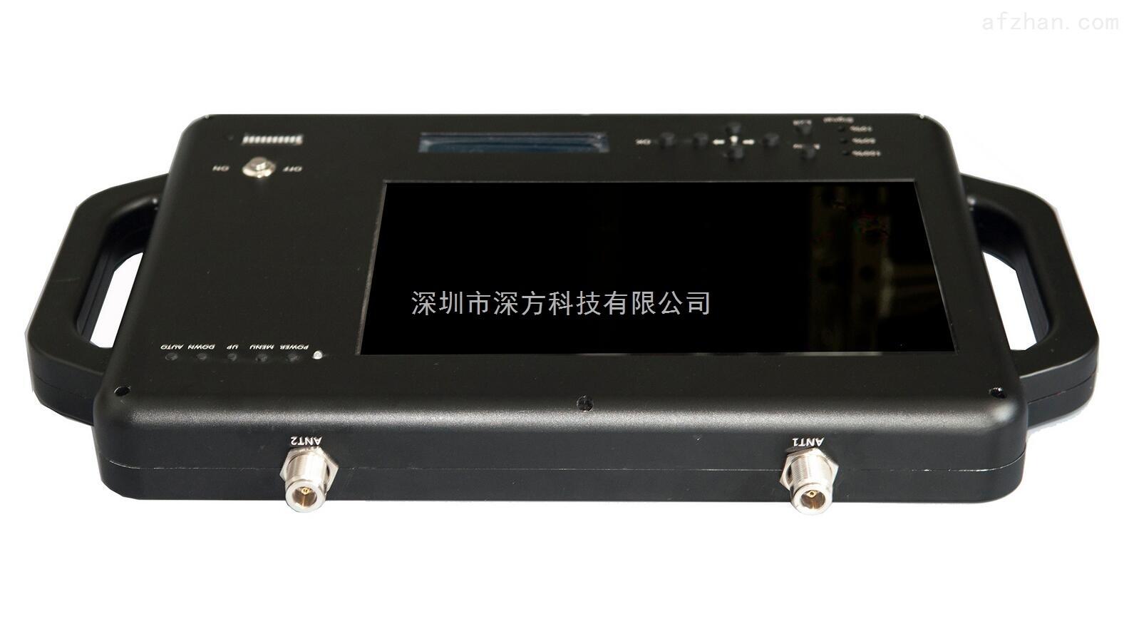 便携标清无线传输 移动视频无线监控设备 COFDM无线接收机