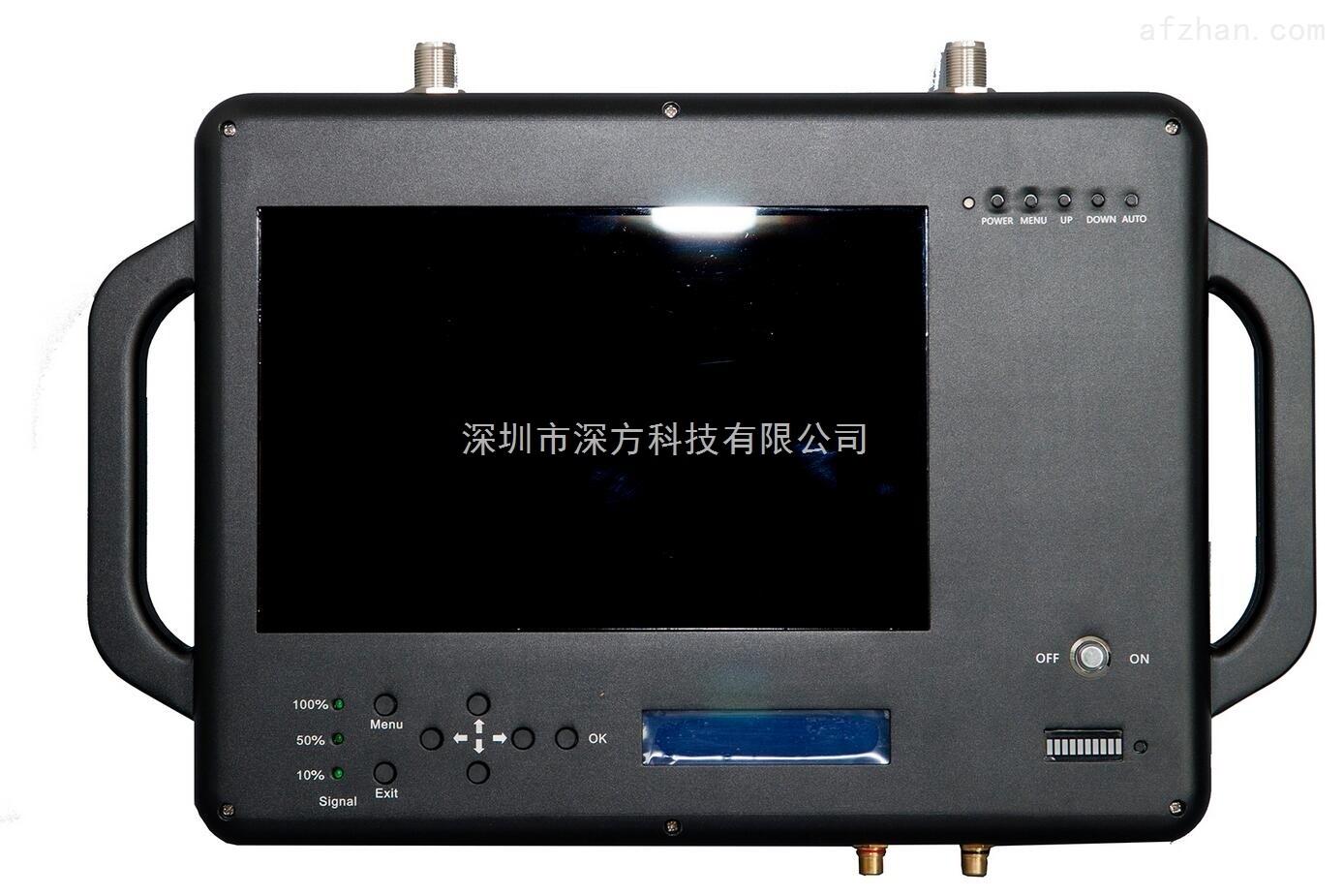 移动视频高清接收机,COFDM移动无线传输设备,晚会现场无线监控