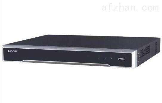 兰州智能视频监控系统专用DS-7600系列NVR录像机