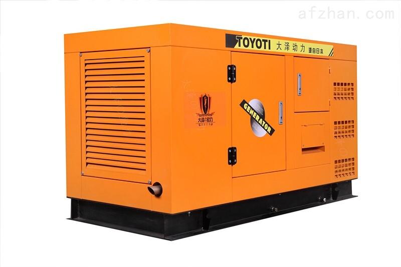 250千瓦静音式柴油发电机