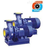 ISWR卧式管道热水泵
