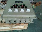 山西XBK-0.55KW风机防爆控制箱定制