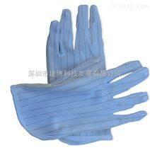 供应防静电PU涂层手套耐磨涂胶浸胶工业防护手套