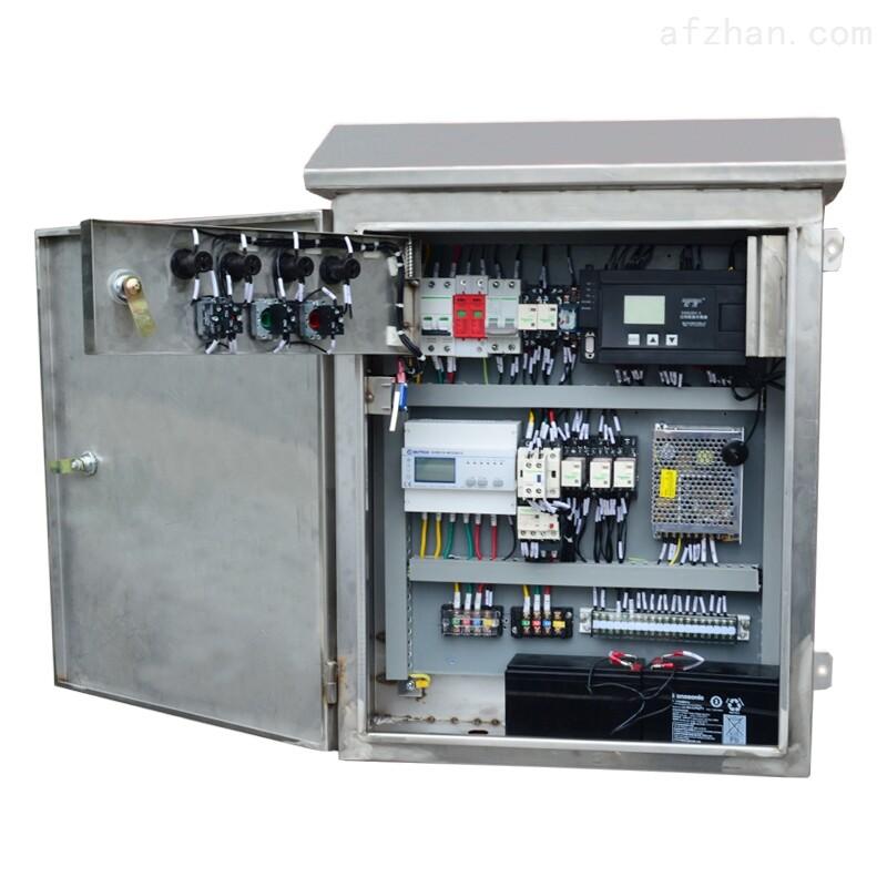 模块机水泵一用一备控制电路图