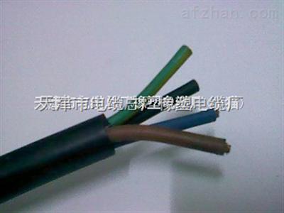 YHD野外橡套软电缆 YHD3*25+1*16耐寒橡胶电缆价格