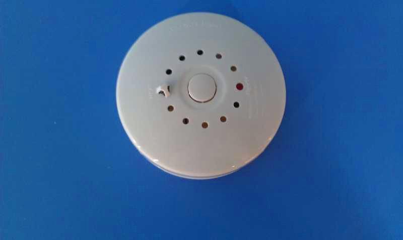 配电柜有线温度烟雾报警器