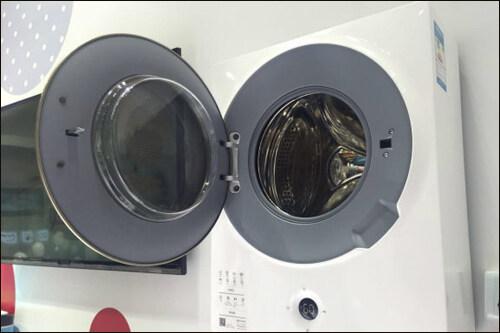 小天鹅壁挂式滚筒洗衣机
