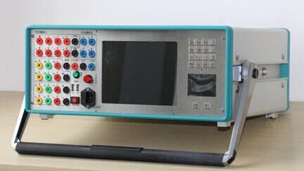 微机继电保护测试仪技术参数