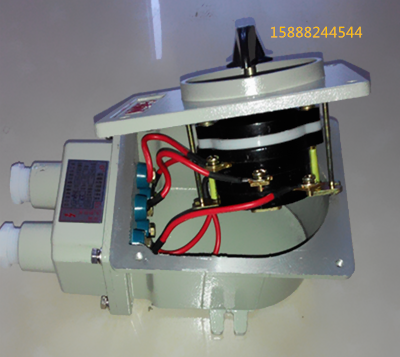 bhz51-63/3三相电机防爆转换开关