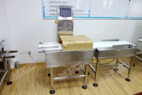 小面包重量检测机