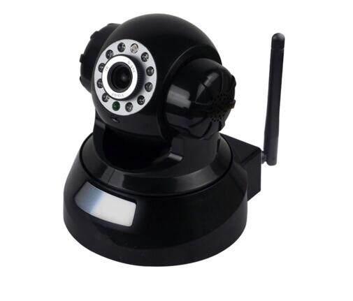 让手机和摄像头发生连接从而可以实时监控画面