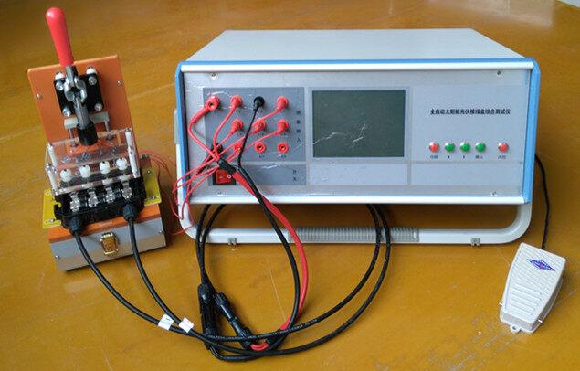 qk9008d-全自动太阳能光伏接线盒综合测试仪厂家