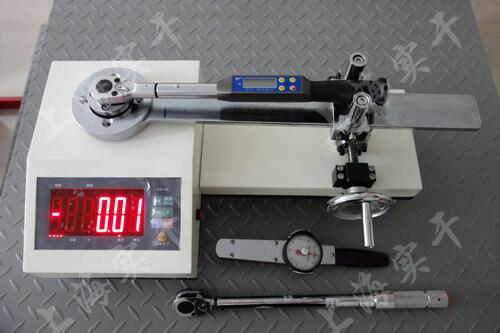 SGXJ型手动扭力扳手检定仪