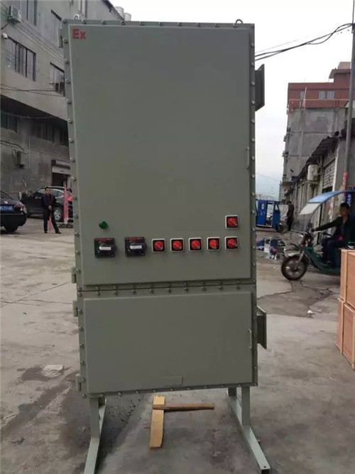 消防水泵防爆双电源控制柜