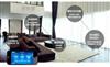 深圳智能屋zigbee智能窗帘电机(开合帘)手动电动智能遥控窗帘